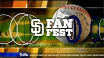 Thousands turn out for Padres FanFest