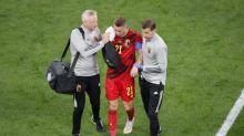 Soccer-Belgium's Castagne to undergo surgery on fractured eye socket