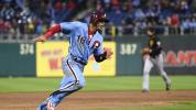 Closing Time: Cesar Hernandez's hot start continues