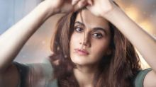 Taapsee Pannu Excited to Begin Work Amid Pandemic, Says 'Let's Roll the Camera'