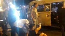 Motorista de van é baleado por PM após discussão próximo ao Complexo do Alemão, no Rio