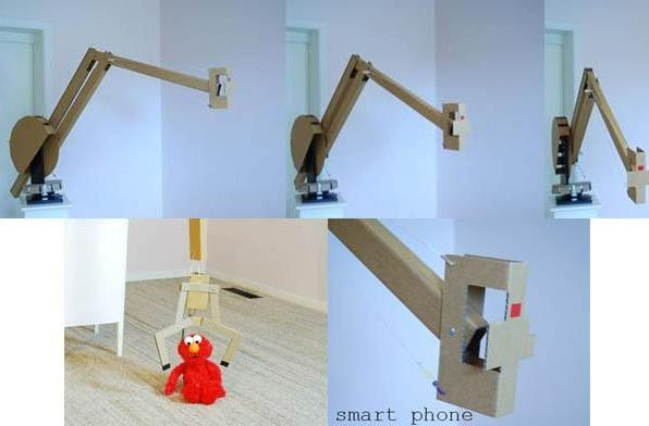 Insert Coin: Cardboard Robot brings craning, plucking and learning with a dash of whimsey (video)
