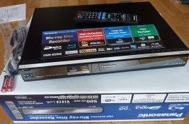 Panasonic DMR-BS850 Blu-ray DVR gets reviewed
