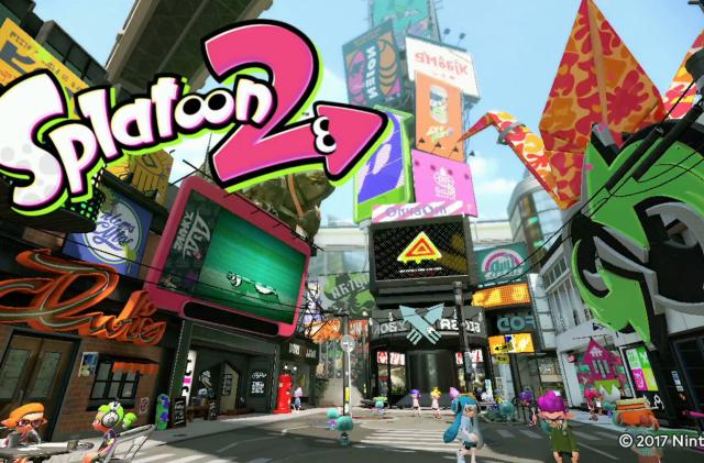 'Splatoon 2' brings new weapons, stages and fashion to Nintendo Switch