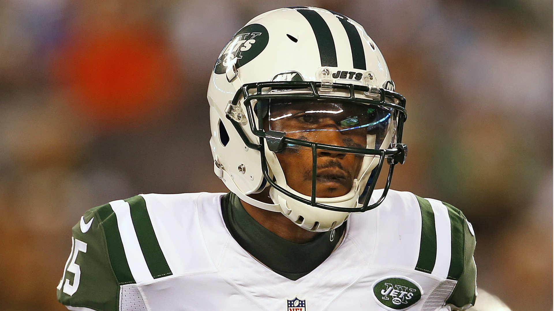 low priced 0607c 5f2da Trash talk between Jets' Brandon Marshall, Dolphins' Byron ...