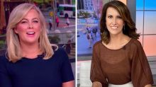 Natalie Barr promoted to Sunrise host as Sam Armytage reduces workload