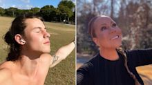Mariah Carey Recreates Shawn Mendes' Post About Being 'Grateful' for Her 'Old Songs' — and He Loves It!