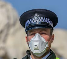 Thursday evening news briefing: Coronavirus lockdown 'grace period is over', warn police