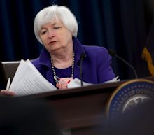 Wall Street eyes Yellen speech as tech stocks fall