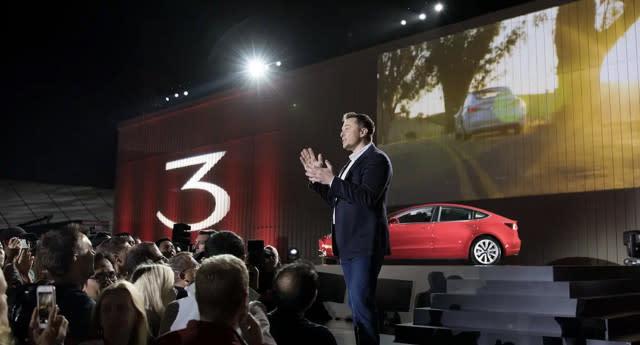 Judge dismisses lawsuit against Tesla over Model 3 production delays
