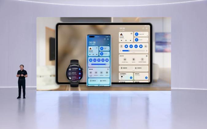 Huawei HarmonyOS 2 devices