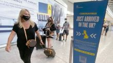Hope for UK travel quarantine reduction as testing task force launched