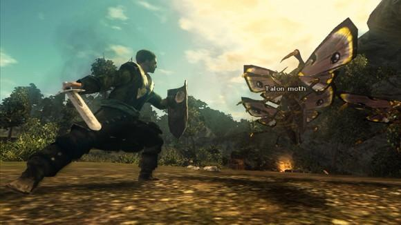 Impressions: Risen's second chance on Xbox 360
