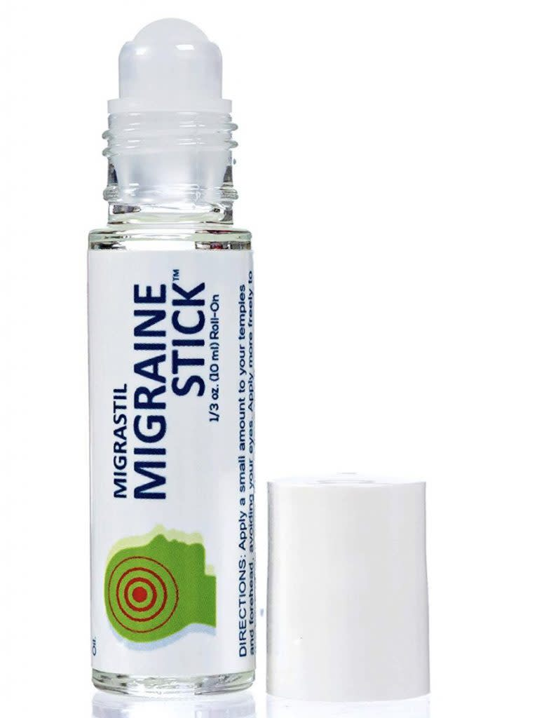 Migrastil Migraine Stick Roll-On, Essential Oil Aromatherapy