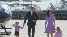 Why you rarely see Prince William holding Princess Charlotte