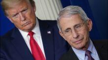 Berichte: Weißes Haus versucht Virenexperten Fauci zu diskreditieren