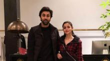 In Pics: Alia Bhatt Visits Beau Ranbir Kapoor & Family in New York