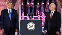 US-Republikaner attackieren vor Trump-Rede erneut Wahl-Herausforderer Biden