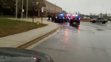 Several shot at Maryland high school, conditions unclear: report