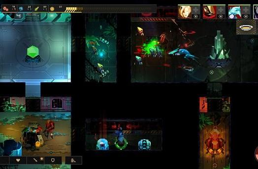 Dungeon of the Endless rockets to Steam today