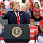 Trump floats new slogan 'Keep America Great' as he launches 2020 bid at Orlando rally