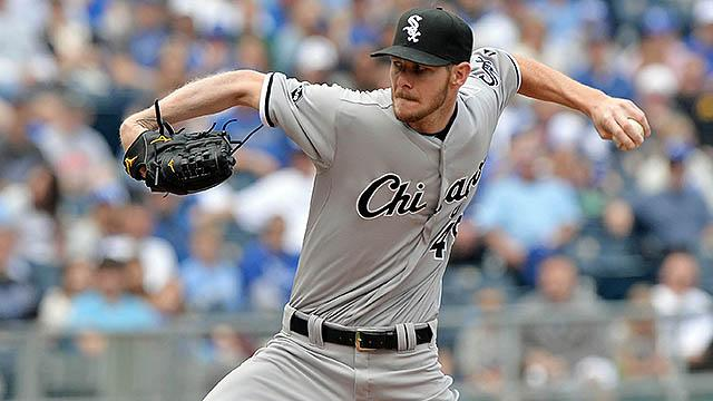 Why White Sox pitcher Chris Sale is unlike anyone in baseball