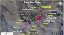 Palamina Extends Mineralized Footprint at the Coasa Gold Project in Peru