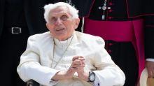 """Papa emérito Bento XVI está em situação """"extremamente frágil"""", afirma imprensa alemã"""