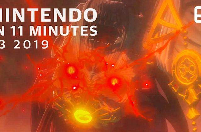 Watch the E3 2019 Nintendo Direct in under 12 minutes