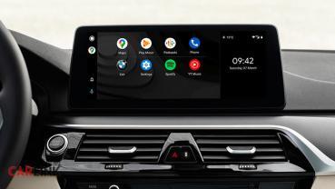 """無線Android Auto來了!BMW將為全球75萬輛車進行""""遠端""""更新"""