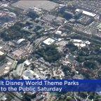DeSantis Says Disney, Universal Are Doing A Great Job With Coronavirus Safety Precautions