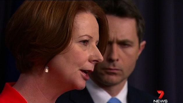 Gillard set to unveil new ministers