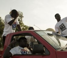 Celebrations erupt in Gambia after Barrow inauguration