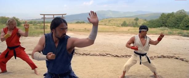 Live-action Street Fighter: Assassin's Fist debuts on May 23