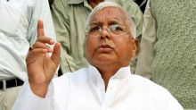 Tejashwi Meets Father Lalu Yadav in AIIMS, Expresses Concern About His Health