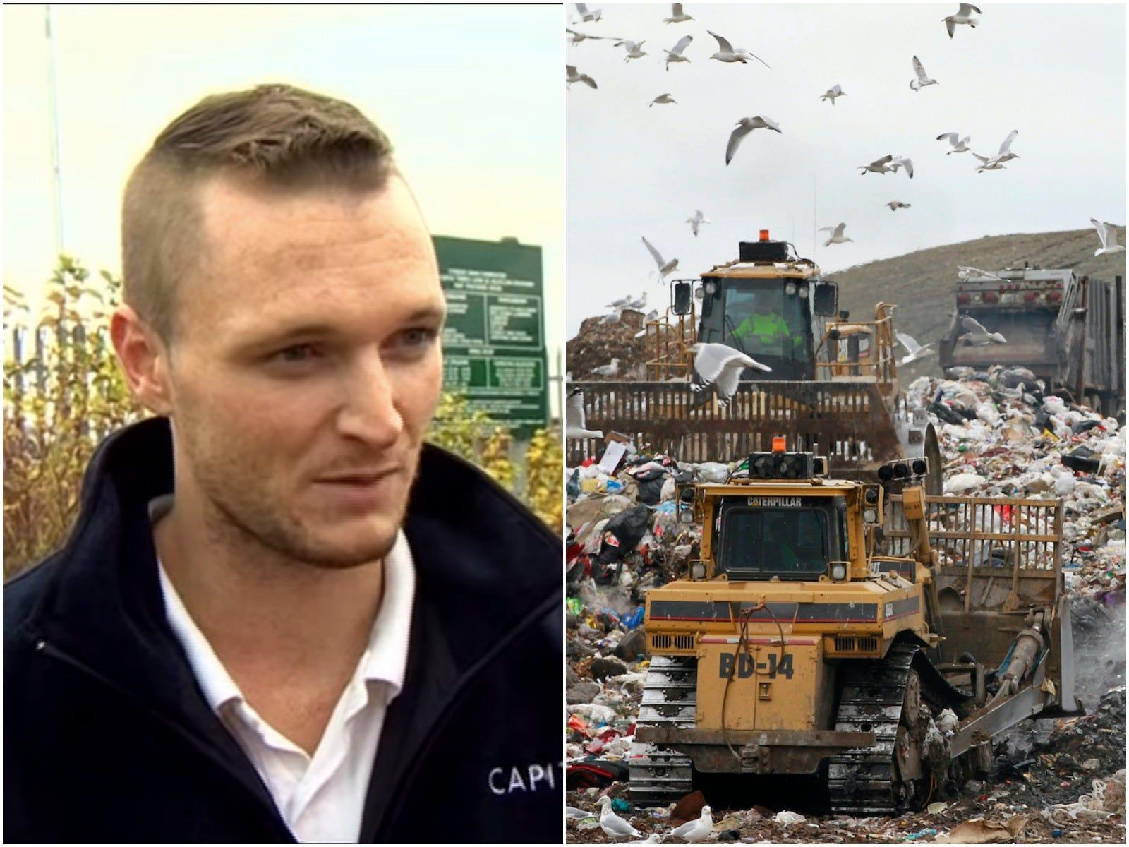A man who says he threw away a hard drive loaded with 7,500 bitcoin in 2013 is offering his council $70 million to dig it up from the city dump