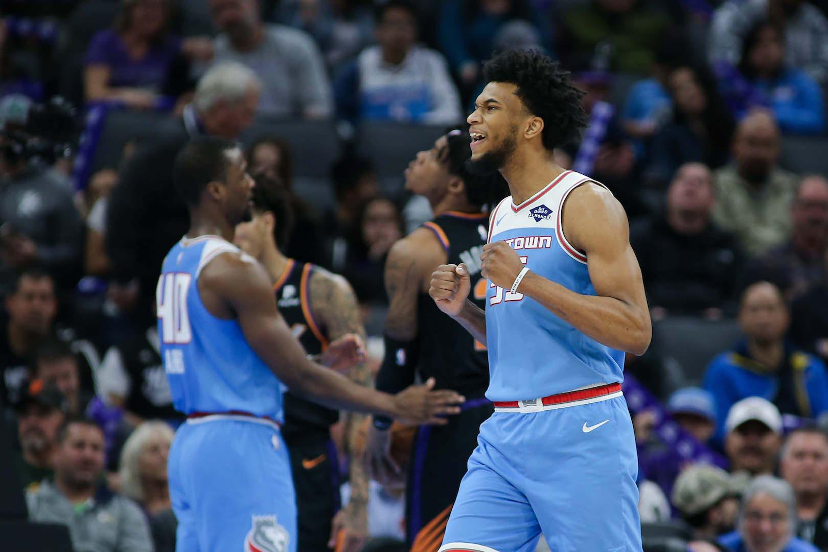 Marvin Bagley Reminds Phoenix Suns What They Passed On In 2018 Nba Draft