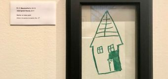 Mom makes son's drawing into 'masterpiece'
