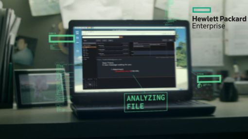 Protect Your Digital Enterprise w/ HPE