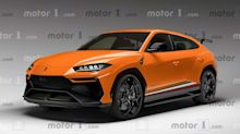 Lamborghini Urus spied lapping 'Ring, might be hotter model