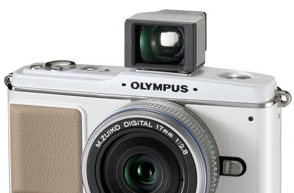 Leaked Olympus E-P1 Micro Four Thirds compact has us hot, bothered (updated)