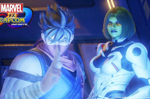 'Marvel vs. Capcom Infinite' and 'Mega Man' at E3 2017