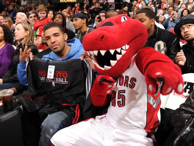 The Toronto Raptors And Drake Enter Into A Business Partnership As Torontos Rebuilding Continues
