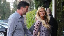 Christina El Moussa Is All Smiles While Holding Hands With New Man on Date Night