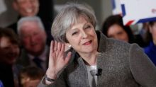 UK PM May's Conservatives hold 11 point lead over Labour - ORB poll