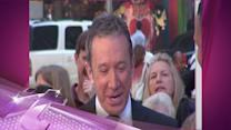 Entertainment News Pop: Tim Allen's MARCHING BAND BIRTHDAY SURPRISE, Inside a Movie Theater!