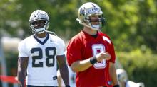 Saints pressing fantasy questions: Picking sides in the heated AP-Ingram debate