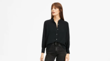 Everlane is offering free international express shipping—but hurry, it's only for today!