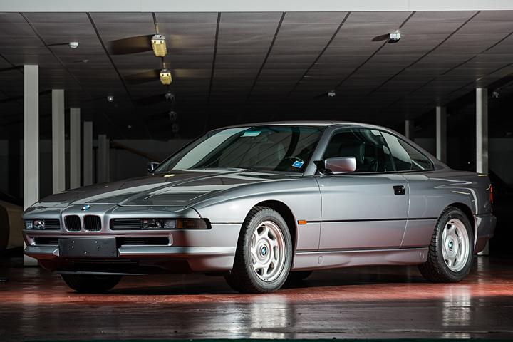 this is essentially a brand new 1991 bmw 850i sports car. Black Bedroom Furniture Sets. Home Design Ideas