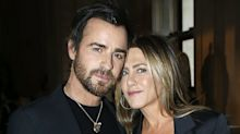 Justin Theroux And Jennifer Aniston Celebrate Anniversary With Adorable Photos